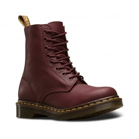 Dr Martens Pascal Virginia Boot Cherry Red