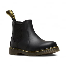 Shenzii Boot Black, the classic chelsea boot but for tiny feet