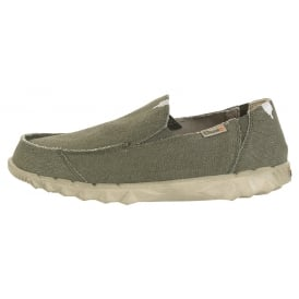Dude Farty Musk, Canvas slip on
