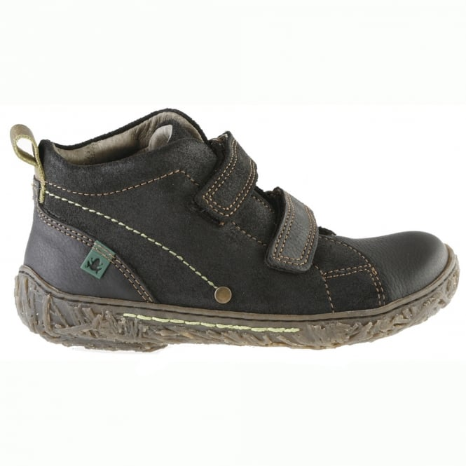El Naturalista E750 Nido Velcro Infant Night, short leather velcro ankle boot