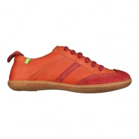 N273 El Viajero Lace-up Sneaker, Sunset Tibet