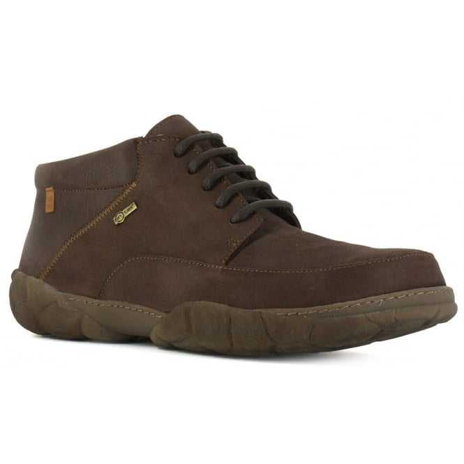 El Naturalista N5082 Mens Boot Turtle Brown