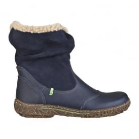 El Naturalista N758 Boot Ocean , style, warmth and comfort in one boot