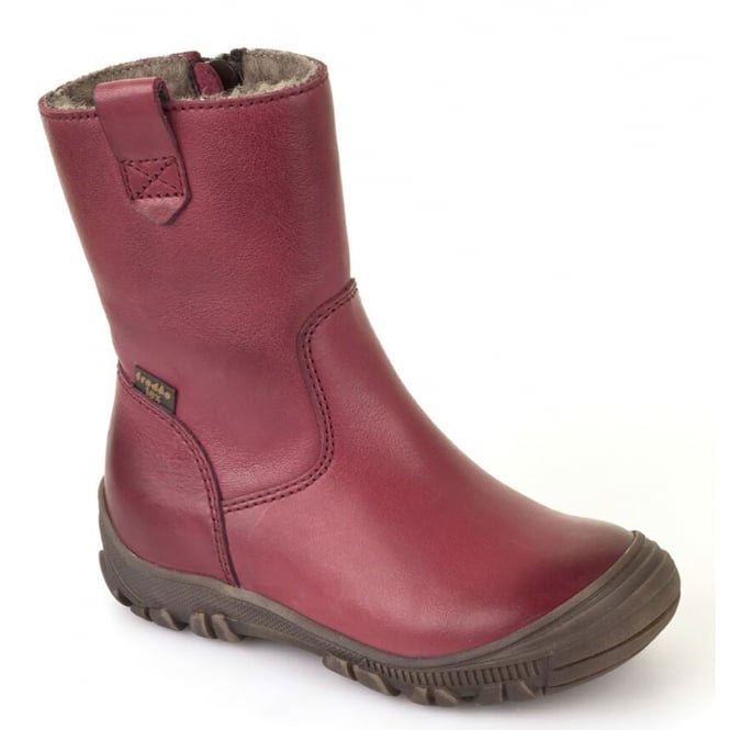 Froddo G3160074-6 Bordeaux Junior Leather Boot