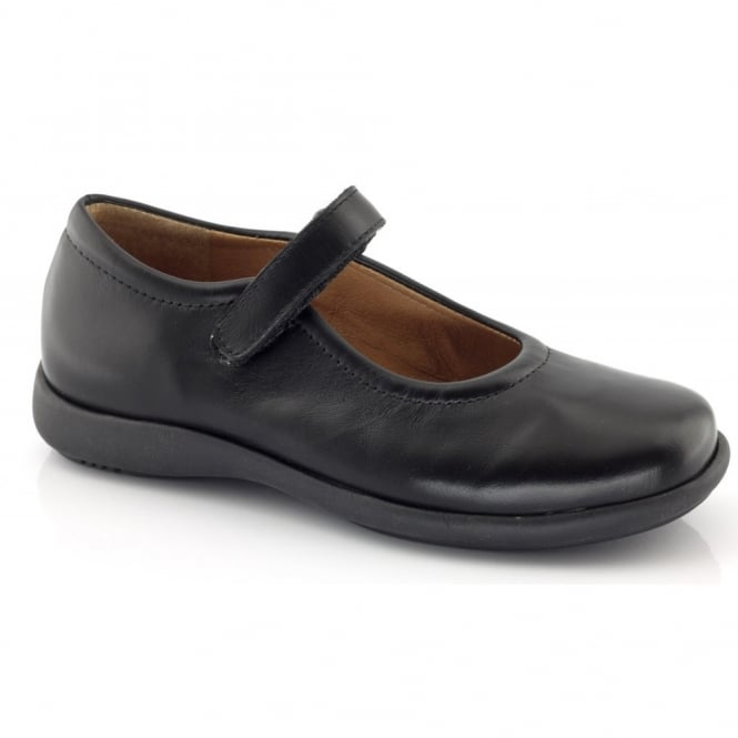 Froddo Mary Jane shoe G3140033 Black, school shoe with great comfort