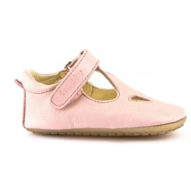 Pre Walkers G1130006-1 Pink, Soft leather