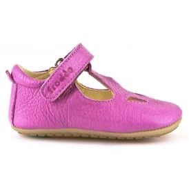Pre Walkers G1130006 Fuchsia, Soft leather