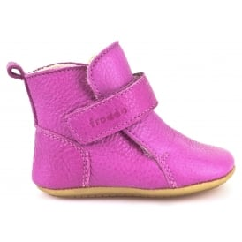 Pre Walkers G1160001-6 Fuchsia, Soft Leather