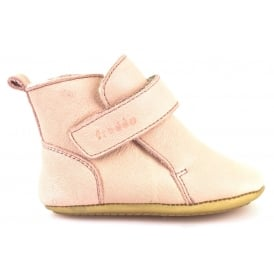 Pre Walkers G1160001-8 Pale Pink, Soft Leather