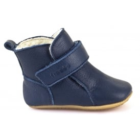 Pre Walkers G1160001 Dark Blue, Soft Leather