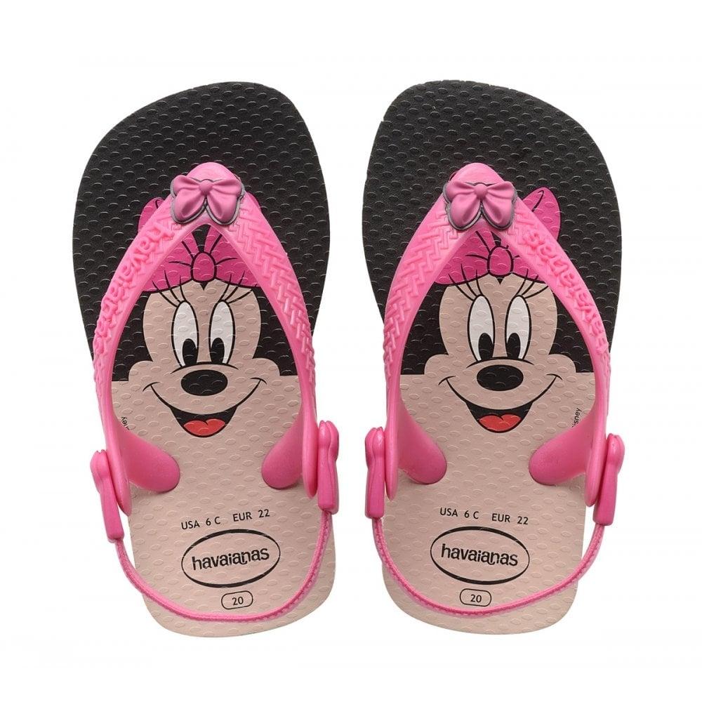 Havaianas Baby Disney Classic Rosa kqxmIup