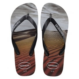 Havaianas Hype Black/Black, the original flip