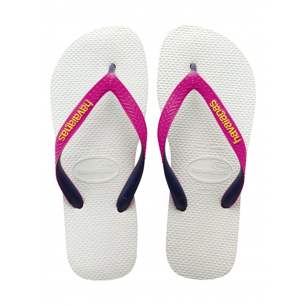 Havaianas Top Mix White Pink 74881171f954
