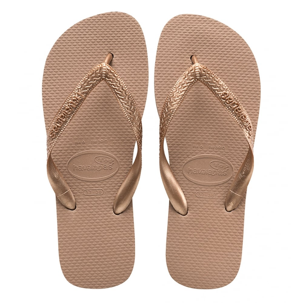 Havaianas Top Tiras Rose Gold, The original Flip Flop