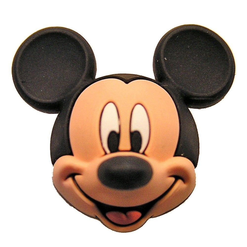 Jibbitz 3D Mickey Mouse Face - Women from Jelly Egg UK