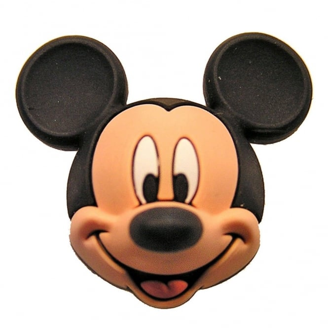 Jibbitz 3D Mickey Mouse Face