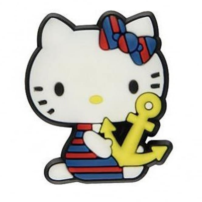 Jibbitz Hello Kitty Marine Anchor