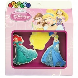 Jibbitz Princess 3 Pack