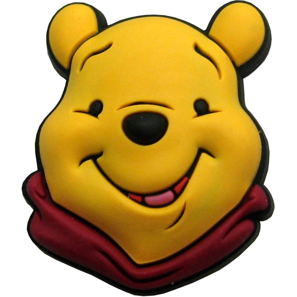 Jibbitz Winnie the Pooh Face - Kids & Babies from Jelly Egg UK