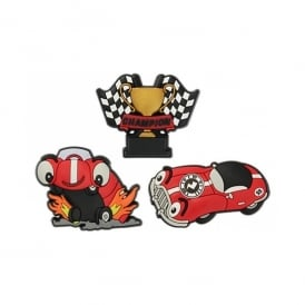 Zapper Race Car 3 Pack