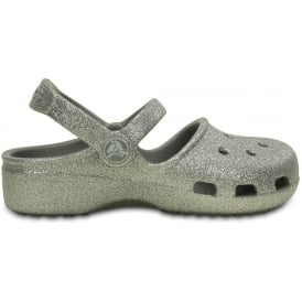 Karin Sparkle, a prettier & more feminine take on a Crocs clog