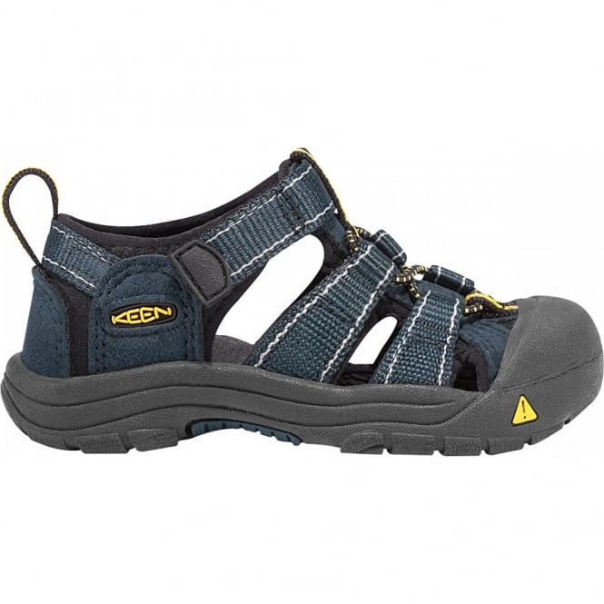 KEEN Infant Newport H2 Navy, ideal for in and out of the water