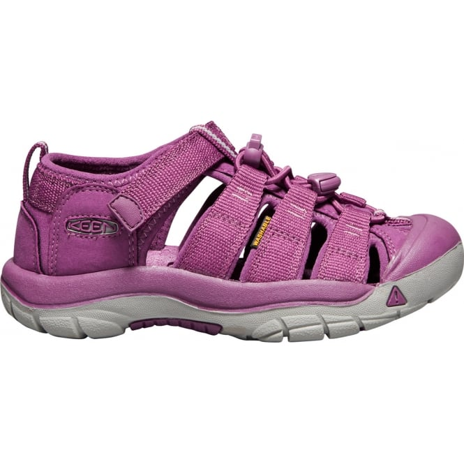 KEEN Kids Newport H2 Grape Kiss, ideal for in and out of the water