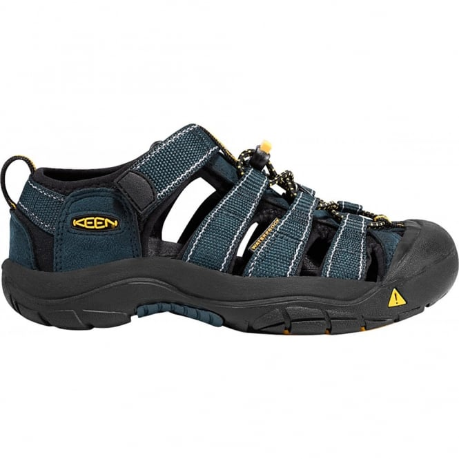 KEEN Kids Newport H2 Navy, ideal for in and out of the water
