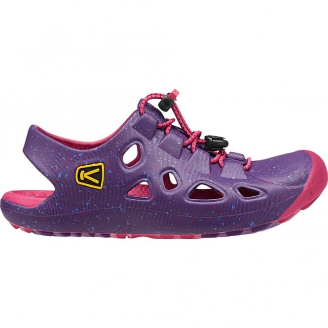 KEEN Kids Rio Purple Heart/Honeysuckle, comfortable and flexible fit