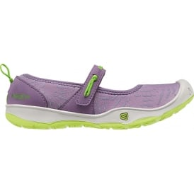 Kids/Youth Moxie Mary Jane Purple Sage/Greenery, Breathable and quick dry