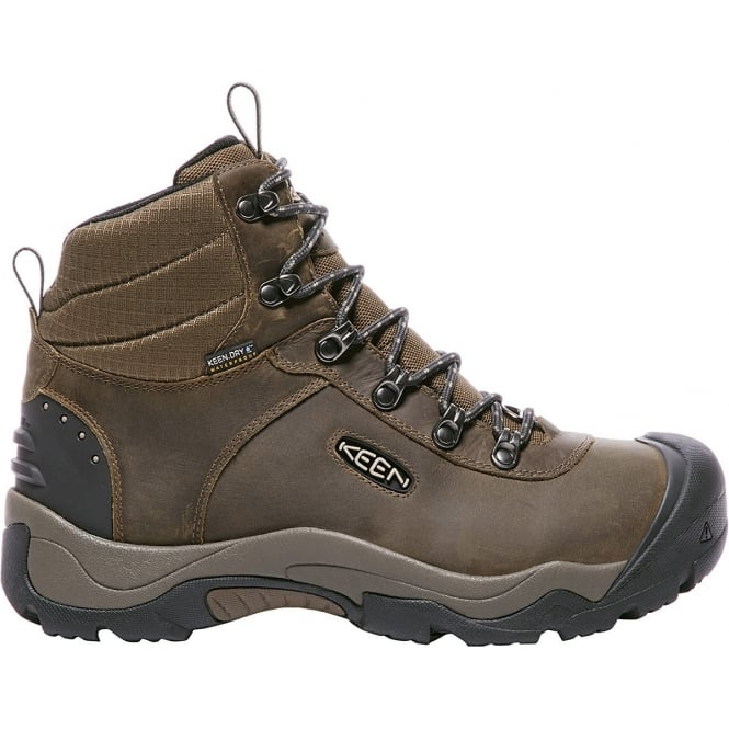 KEEN Mens Revel III Great Wall/Canteen, whatever the weather hiking boot!