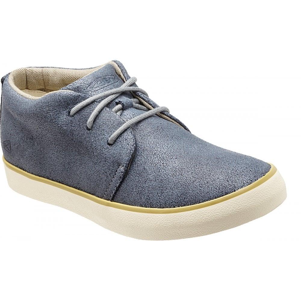 Mens Santa Cruz Leather Oceano, Stylish leather lace up shoe