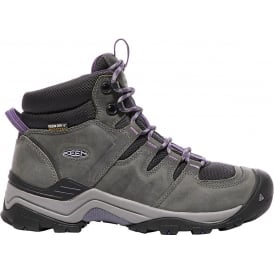 Womens Gypsum II Earl grey/Purple Plum