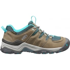Womens Gypsum II Neutral Grey/Radiance, Waterproof Nubuck & Mesh Upper