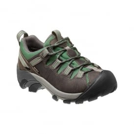 Womens Targhee ll Gargoyle/Comfrey, hiking shoe thats is ready for your off-road challenges