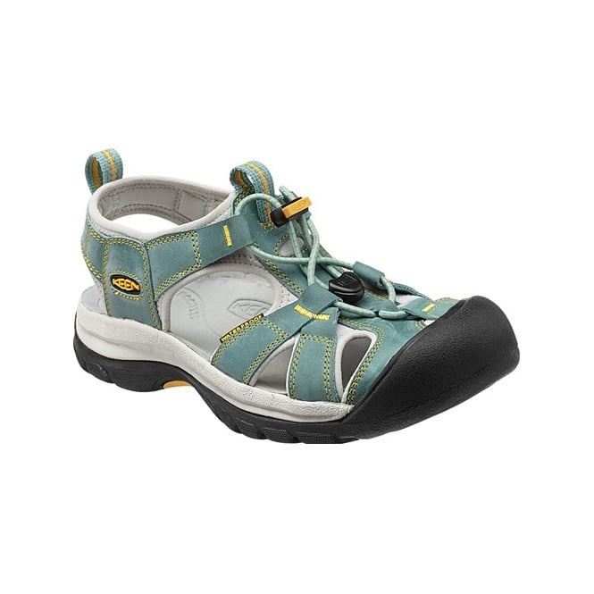 KEEN Womens Venice Mineral Blue/Amber, wear these in and out of the water for all day comfort
