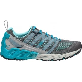Womens Versago Natural Grey/Radiance, Lightweight Breathable Mesh Upper