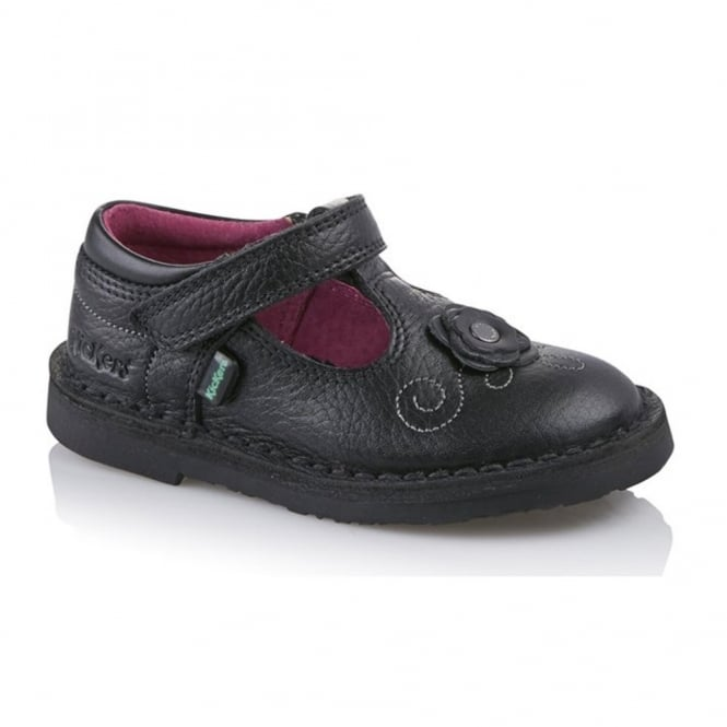 Kickers Adlar T Infant Shoe, ideal school shoe