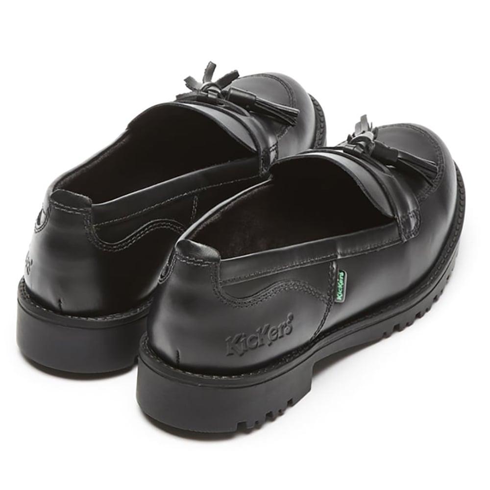 Kickers Lachly Loafer Tassel Black