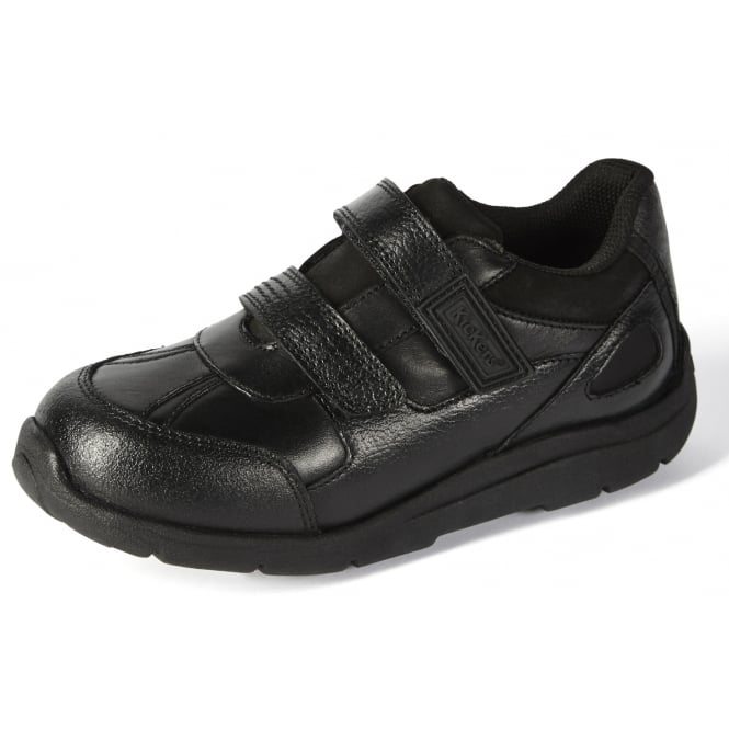 Kickers Moakie Reflex Black Junior