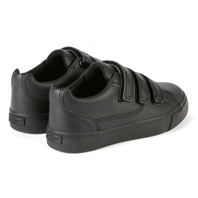 Kickers Tovni Trip Black Youth