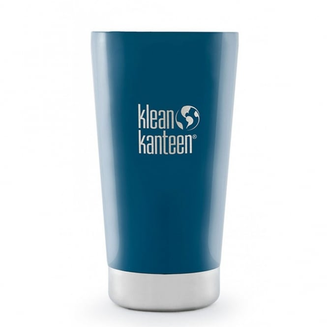 Klean Kanteen 473ml Insulated Pint Cup (USA Pint) Winter Lake, tumbler to suit your beverage needs