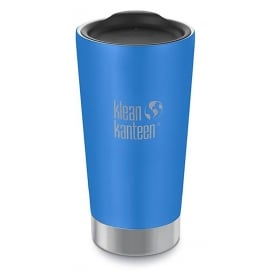 Klean Kanteen Insulated Tumbelr 473ml with lid Pacific Sky