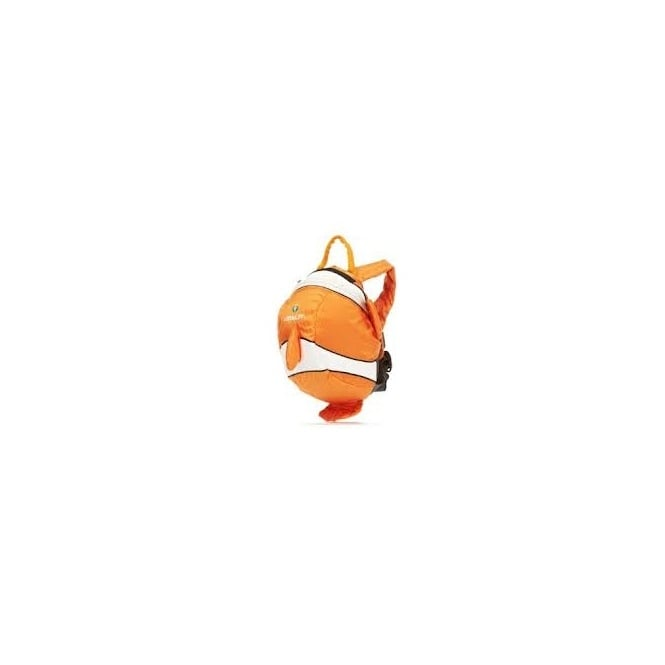 LittleLife Toddler Daysack Clownfish, kids rucksack with detachable reins!