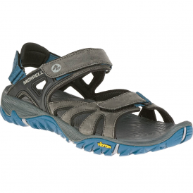 Mens All Out Blaze Sieve Convertible Grey, the sandal built for the wettest conditions