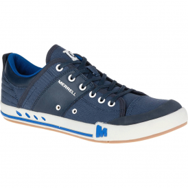 Mens Rant Indigo, versatile and sophisticated sneaker