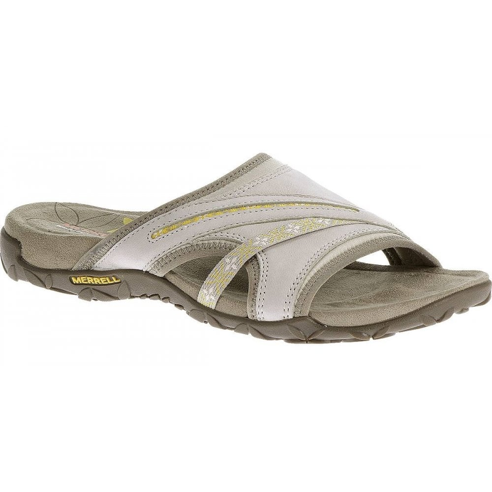 ae1c904149 Terran Slide Silver Lining, natural flex and arch support - Women from  Jellyegg UK