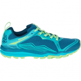 Womens All Out Crush Light Bright Green, light and versatile trail shoe