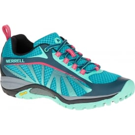 Womens Siren Edge Blue, Mesh lined Hiker