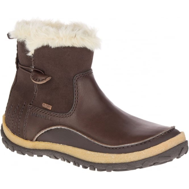 Merrell Womens Tremblant Pull on Polar WP Espresso